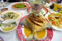 Delicious food in Bangkok