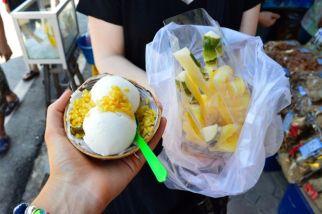 Fresh desserts in Bangkok