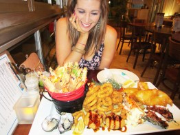 Epic Airlie Beach Seafood platters