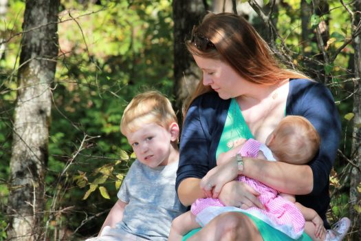 Successful Extended Breastfeeding with Low Milk Supply