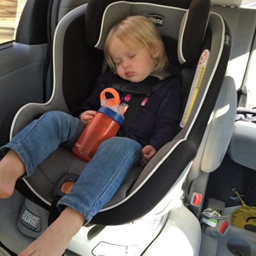 tips for road trips with kids | sunshineandholly.com