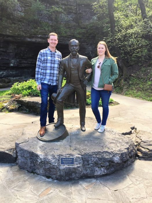 5 Tips for Touring the Jack Daniels Distillery | sunshineandholly.com
