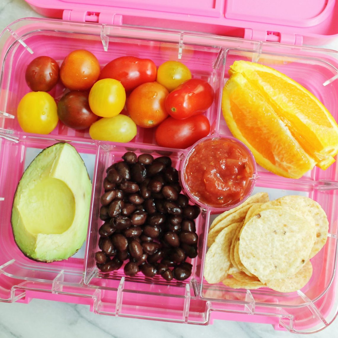 4 Nut and Dairy Free Ideas for School Lunch | sunshineandholly.com | #sponsored | #affiliatelink | back to school | back-to-school lunch ideas | lunch boxes | lunch containers for kids