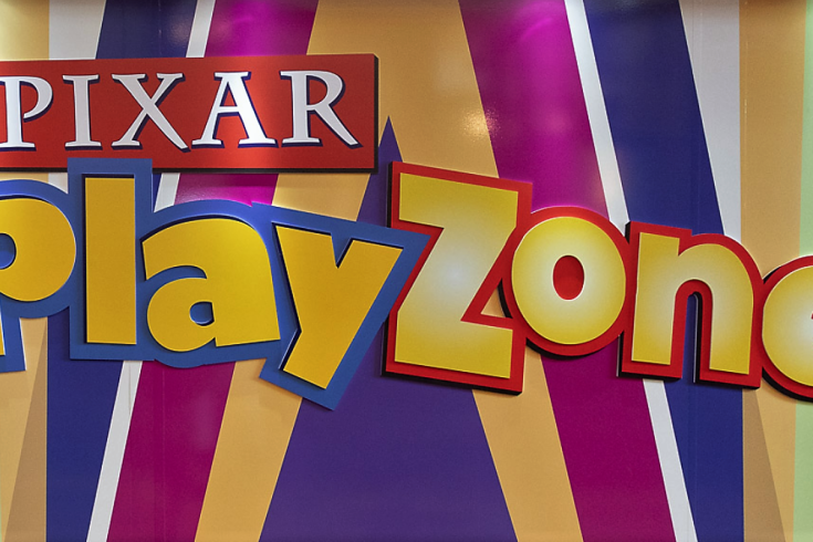 Review of the Pixar Play Zone at Disney World's Contemporary Resort | sunshineandholly.com