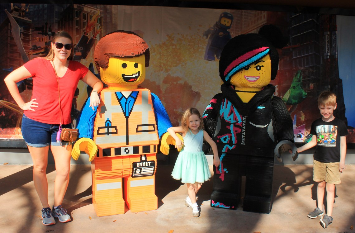 5 Reasons Your Kids Will Love LEGOLAND Florida Resort | sunshineandholly.com | tips for legoland | rides | attractions | shows | Legos