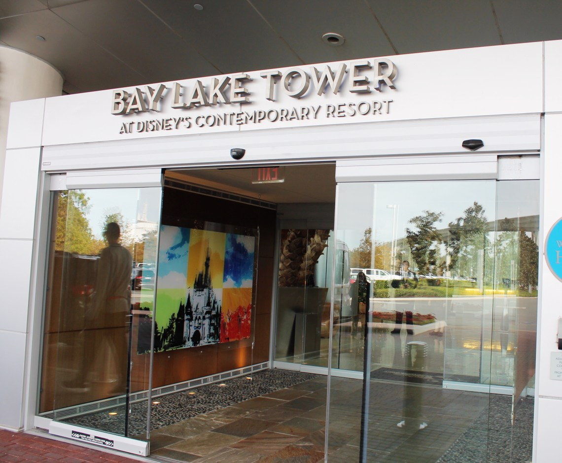 10 Reasons We Love Disney's Bay Lake Tower | sunshineandholly.com | Disney World | family vacation | trip | Disney Vacation Club | where to stay at Disney | best Disney hotels