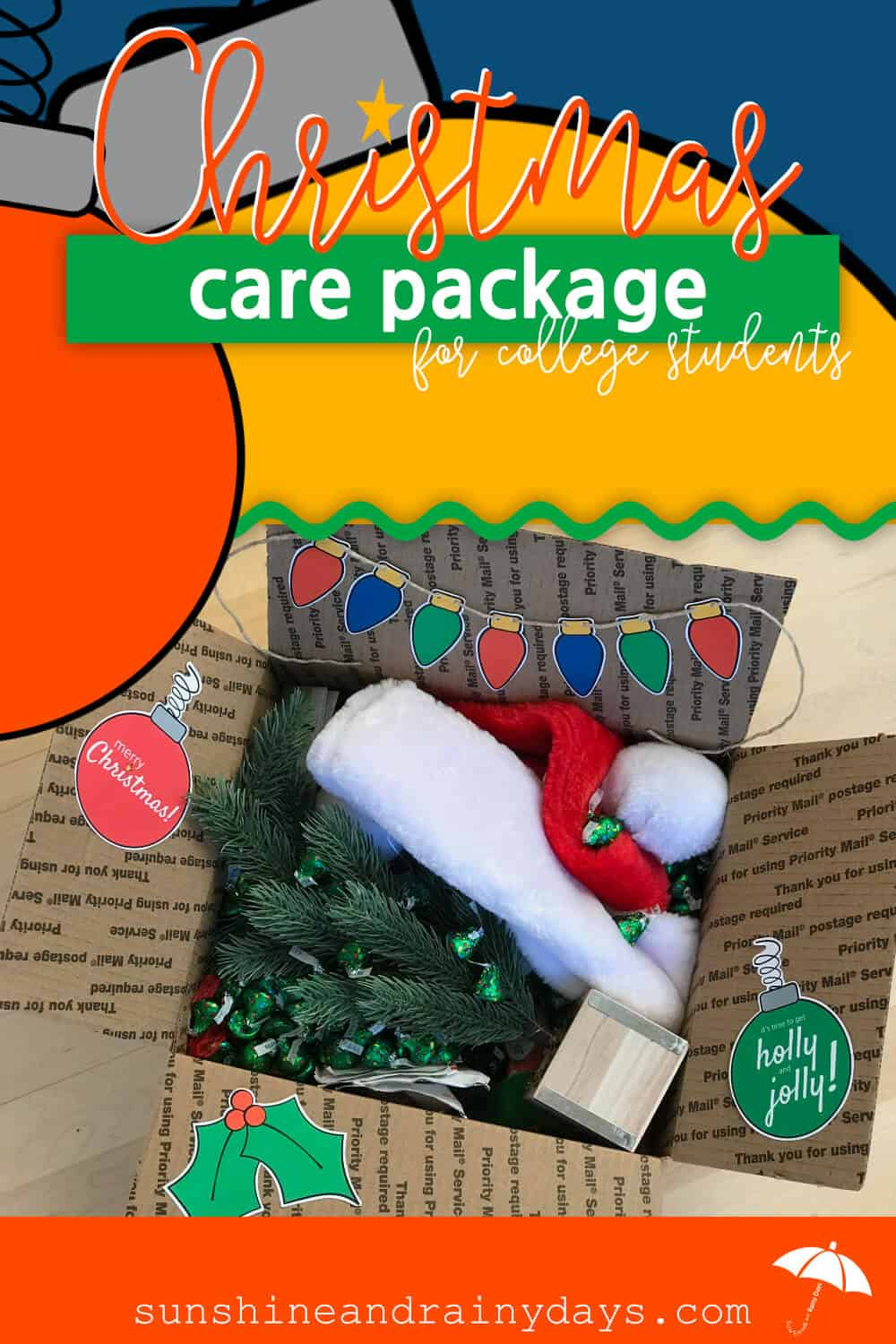 christmas care package for