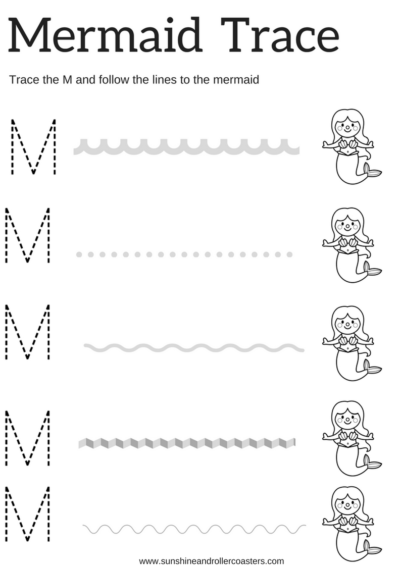 picture relating to Abc Printable Worksheets titled ABC Worksheets for Pre-K and Kindergarten - Sun and
