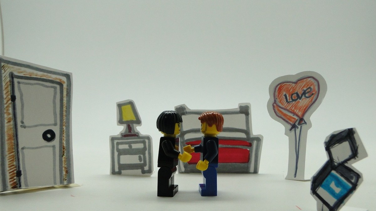 What Legos Taught Me About Love, Life, And My Marriage