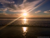Coronado Beach San Diego Sunset
