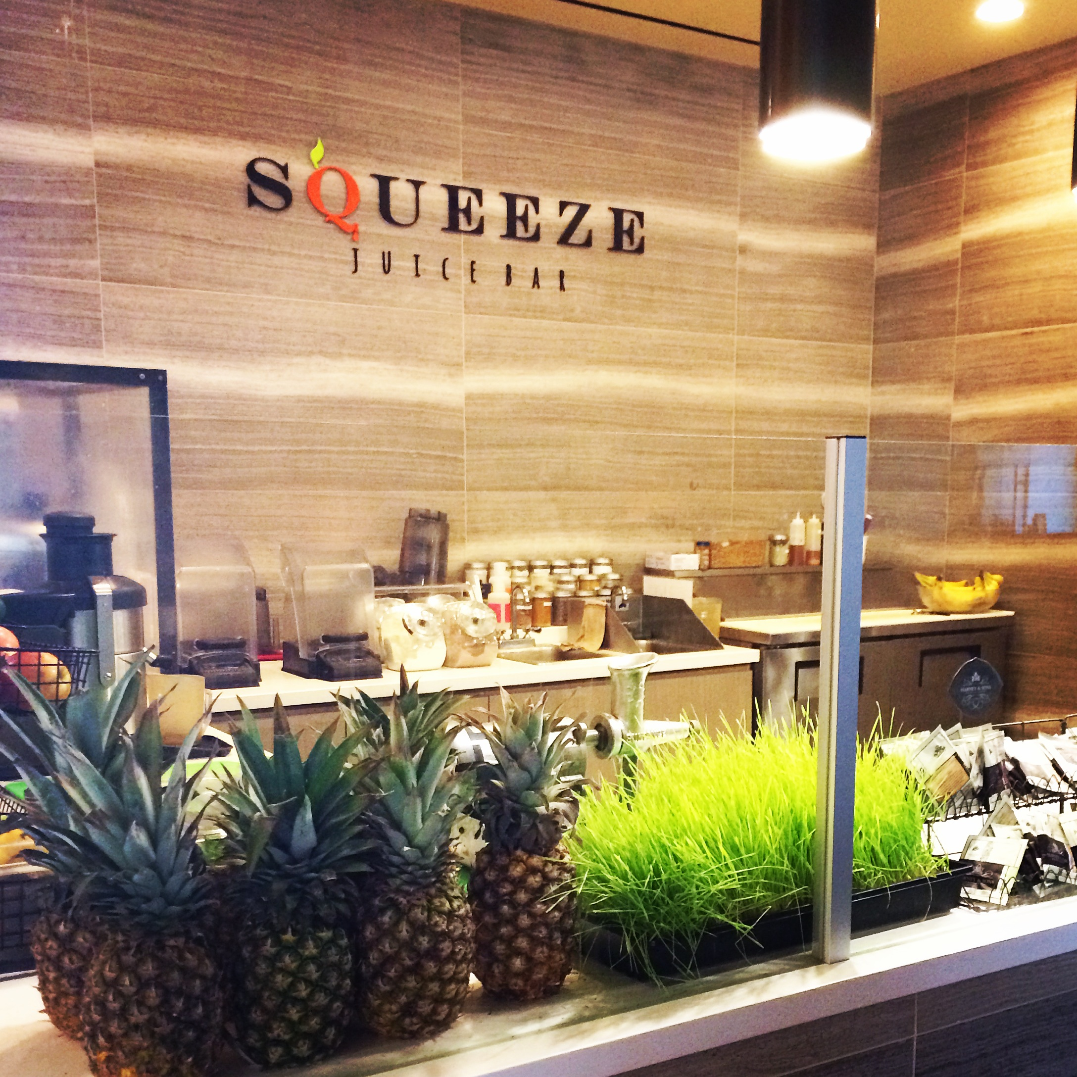 juices smoothies power acai bowls shots and a mix of food