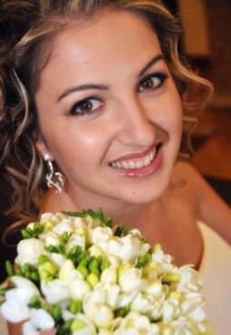 Alessandra Rome Bride