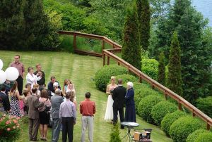 the perfect location for hosting family gatherings or small weddings