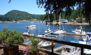 Sunshine Coast Resort Motorboat Rentals