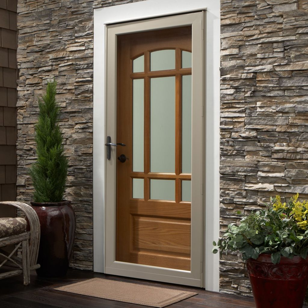 Andersen 4000 Series Storm Door  Professional