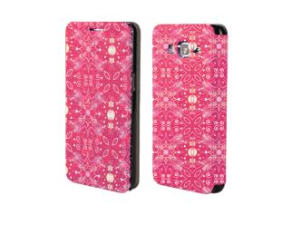 Magenta Phone Cover Design