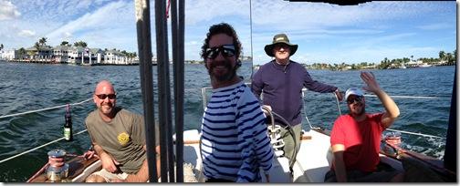 Calm Boating