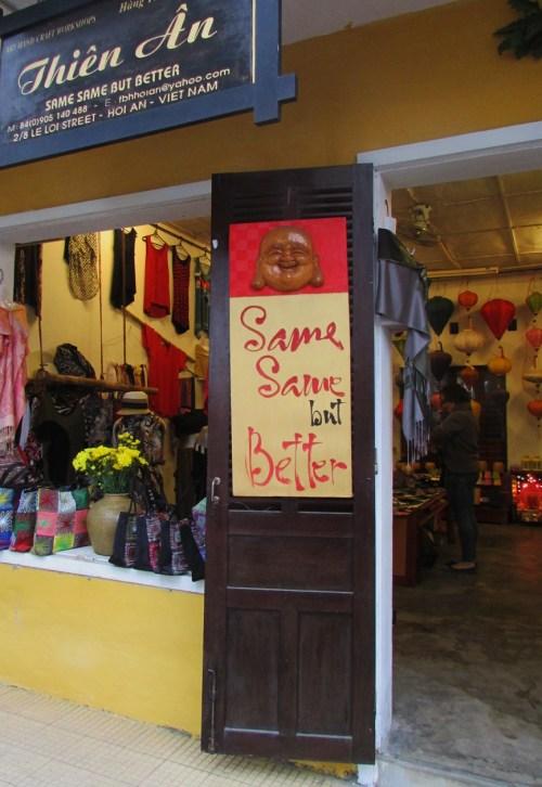 Hoi An_Same Same But Better Shop