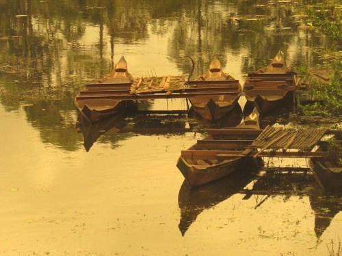 Bakong Boats