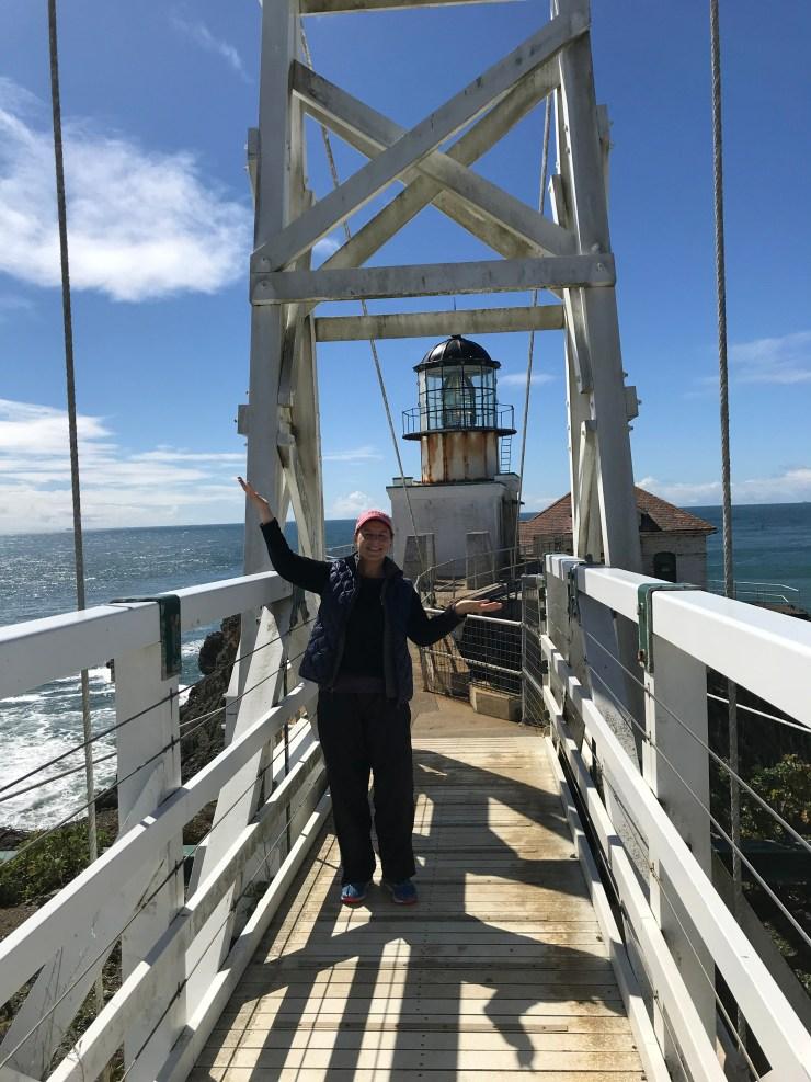 Sacramento Field Trip to Marin Headlands