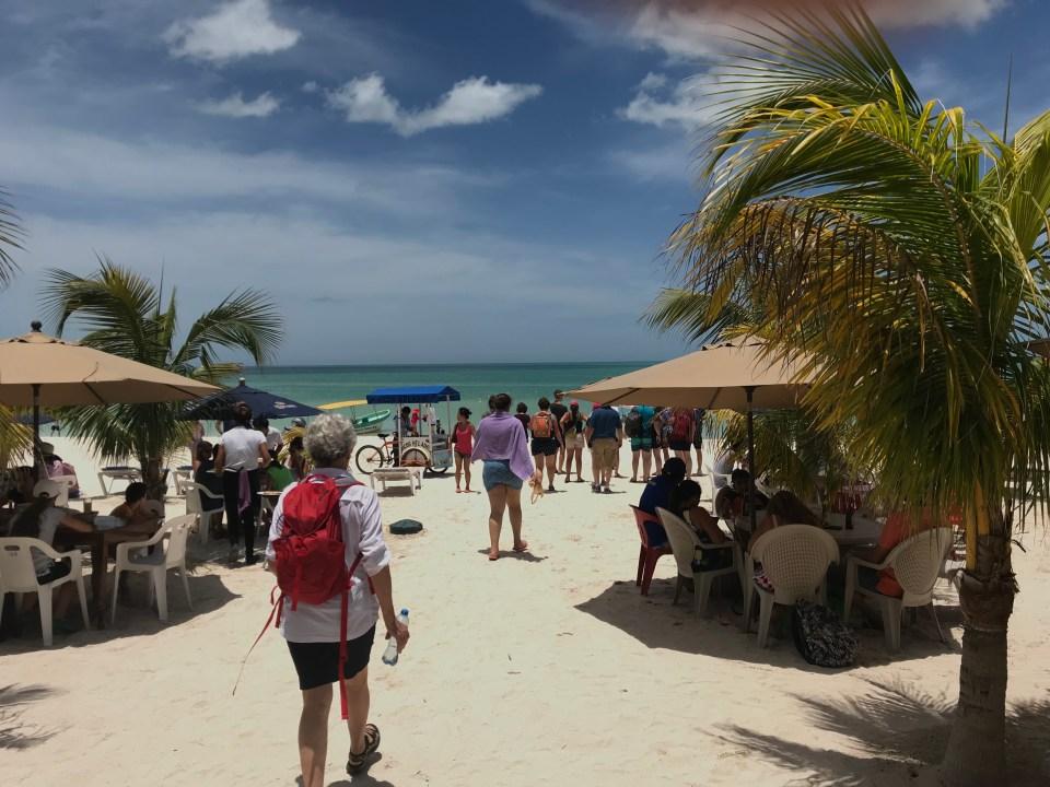 Celestun Beach