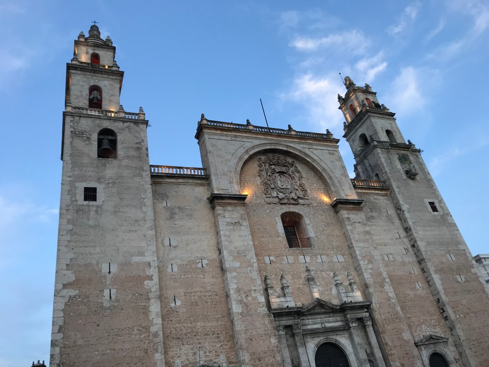 Church on Plaza Grande