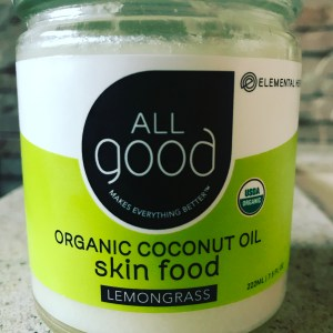 All Good Coconut Oil Skin Food