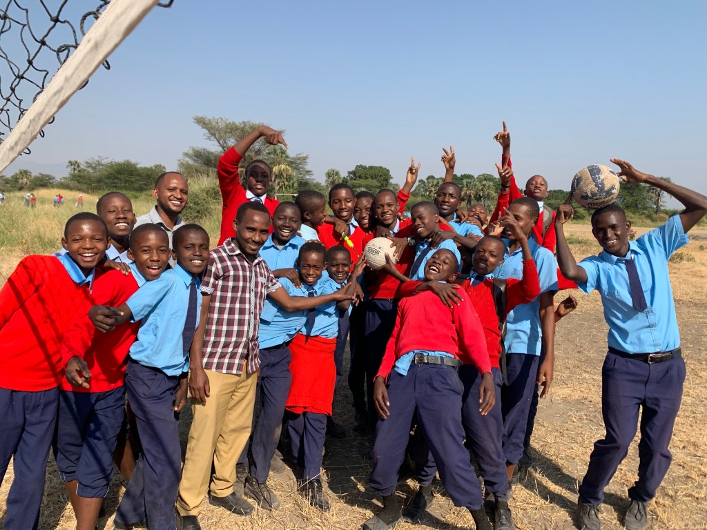 Changing pedagogy in the rural Tanzanian classroom