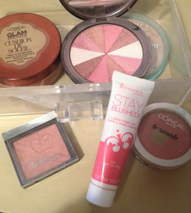 makeup collection 1