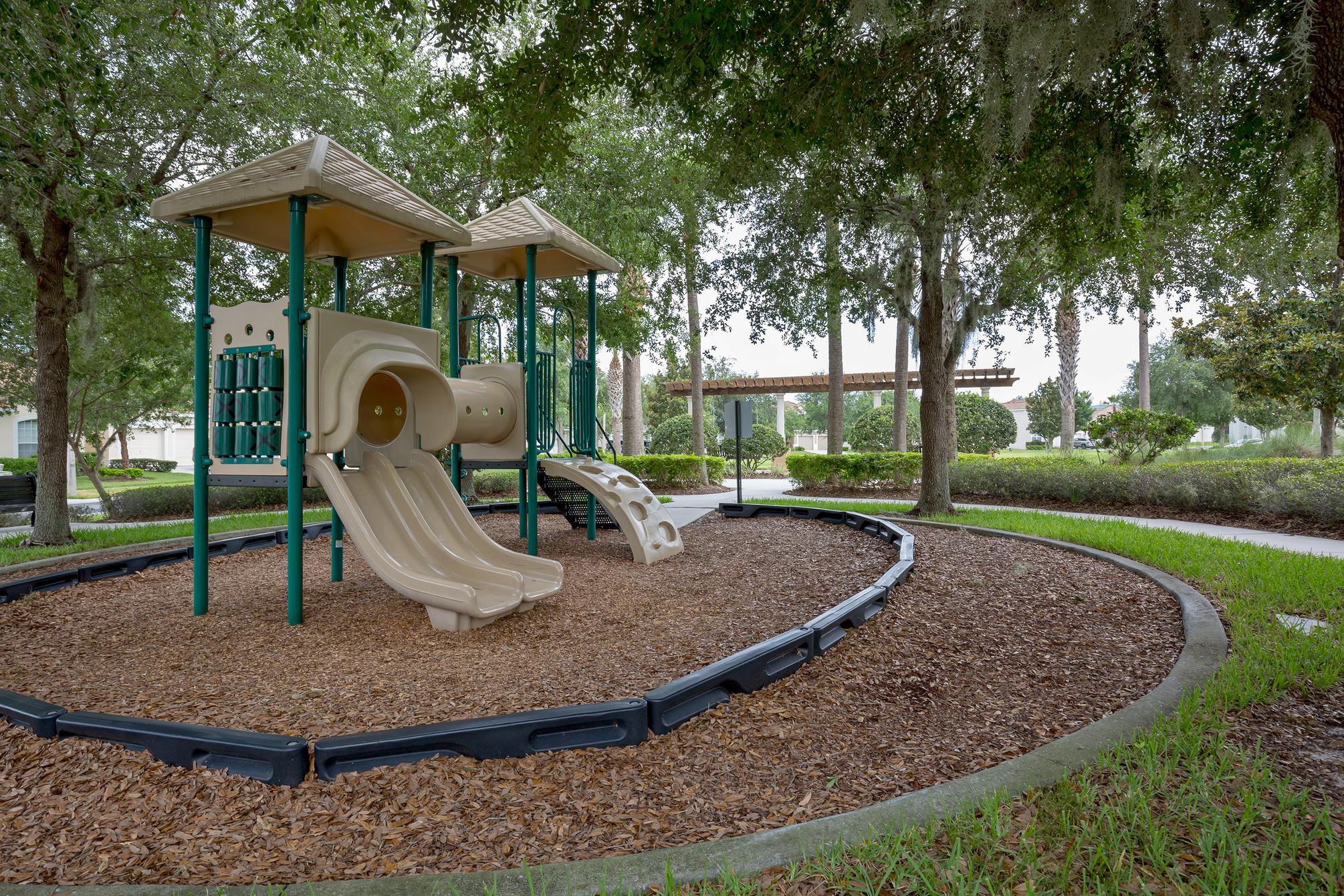 Small Park Playground