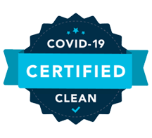 COVID-19 Certified Clean