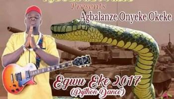 DOWNLOAD Uwa N'efe ego by Agbalanze free mp3    Sunshine