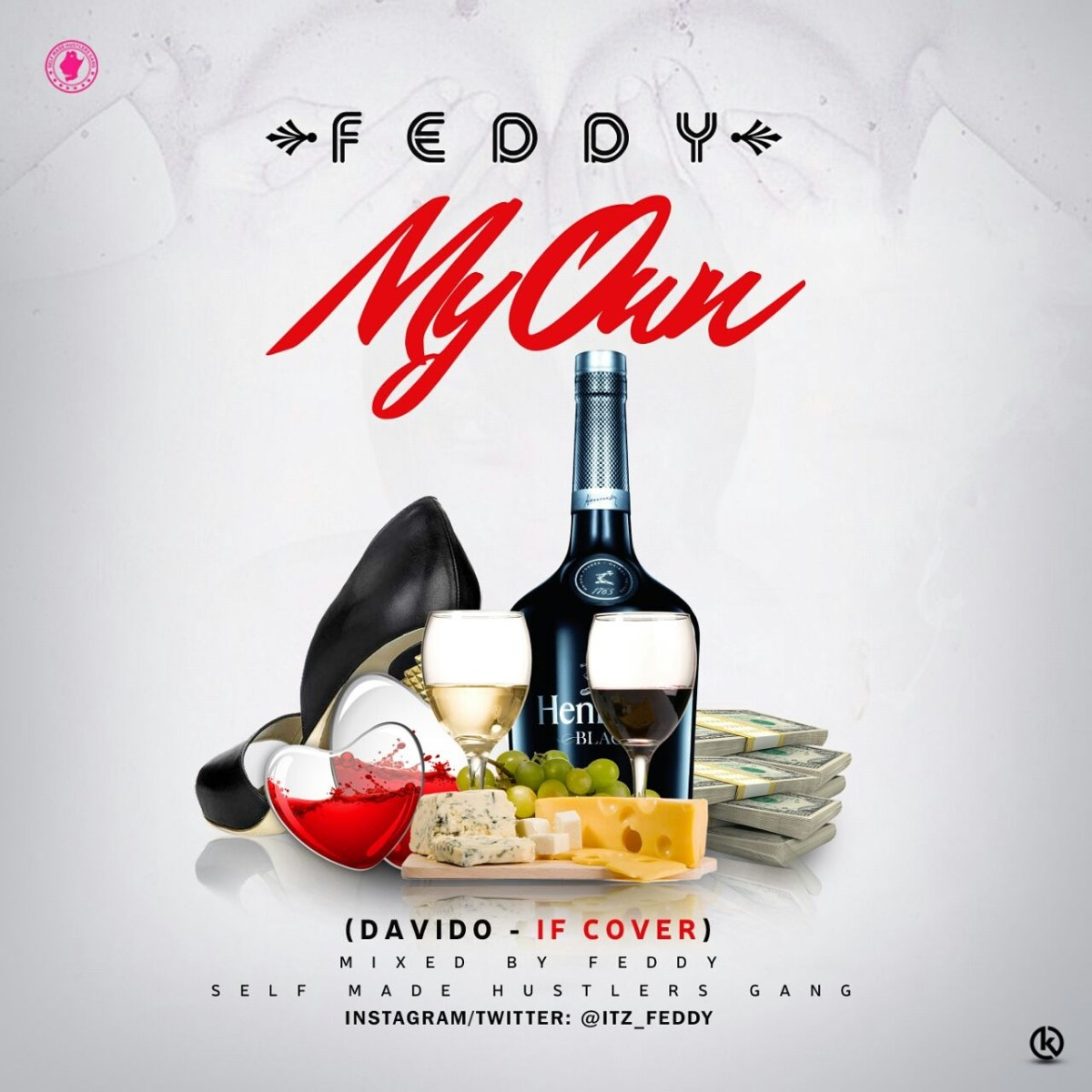 DOWNLOAD: Feddy - My Own Davido's IF Cover (Audio)