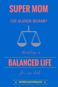 SUPER MOM or SUPER BOMB?