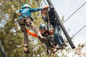 Ropes Course - Gold Arrow Camp