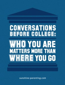 Who You Are Matters More