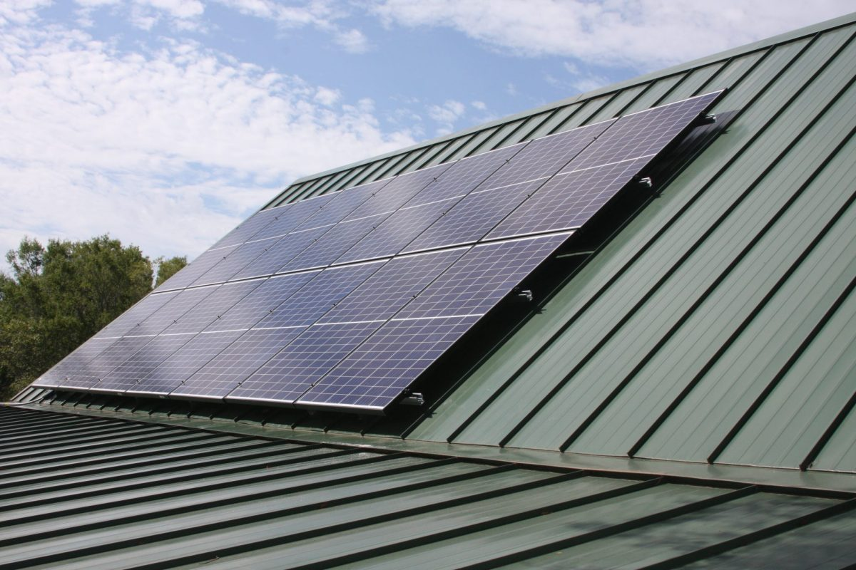 Federal Tax Credit for Solar Energy Systems
