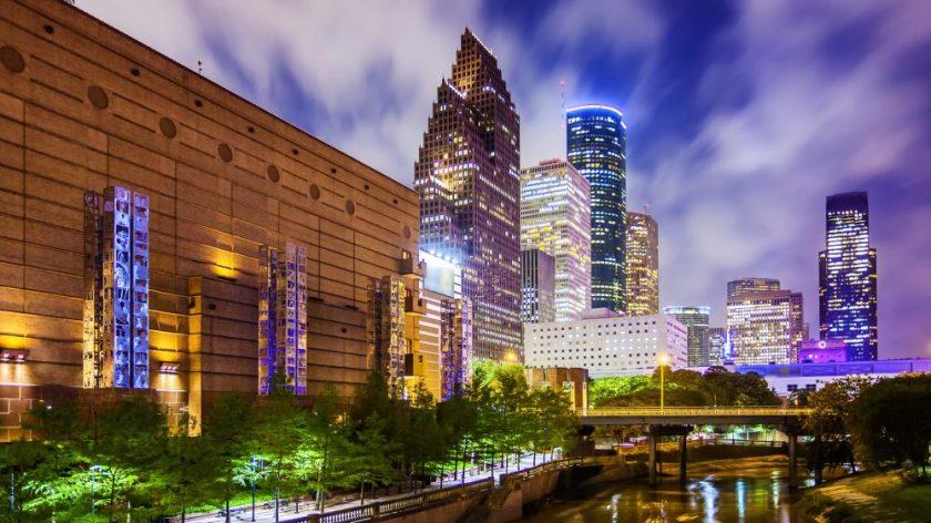 Texas Locations - Houston Texas Downtown Corporate Office Sunshine Renewable