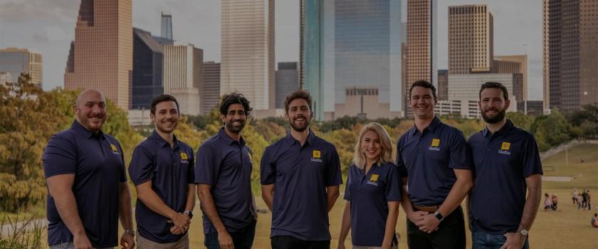 Meet our solar install team header image downtown houston team photo