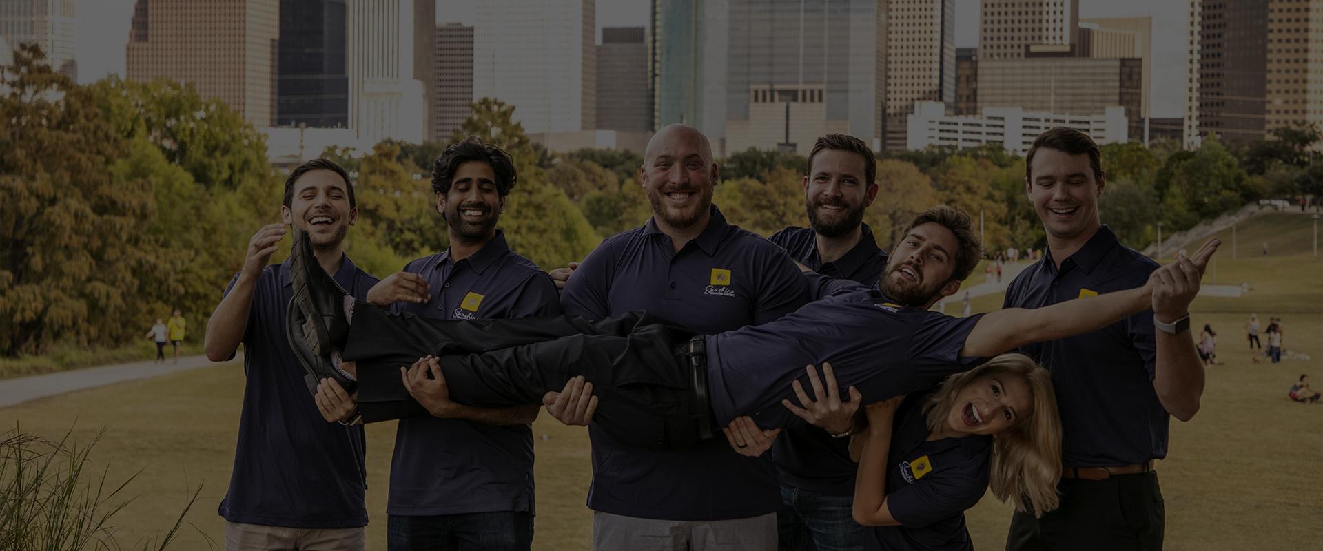 Sunshine Renewable Solutions Team Photo