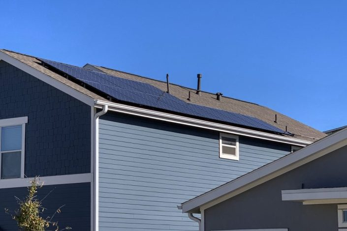 Solar Panel Roof Mount in Houston TX