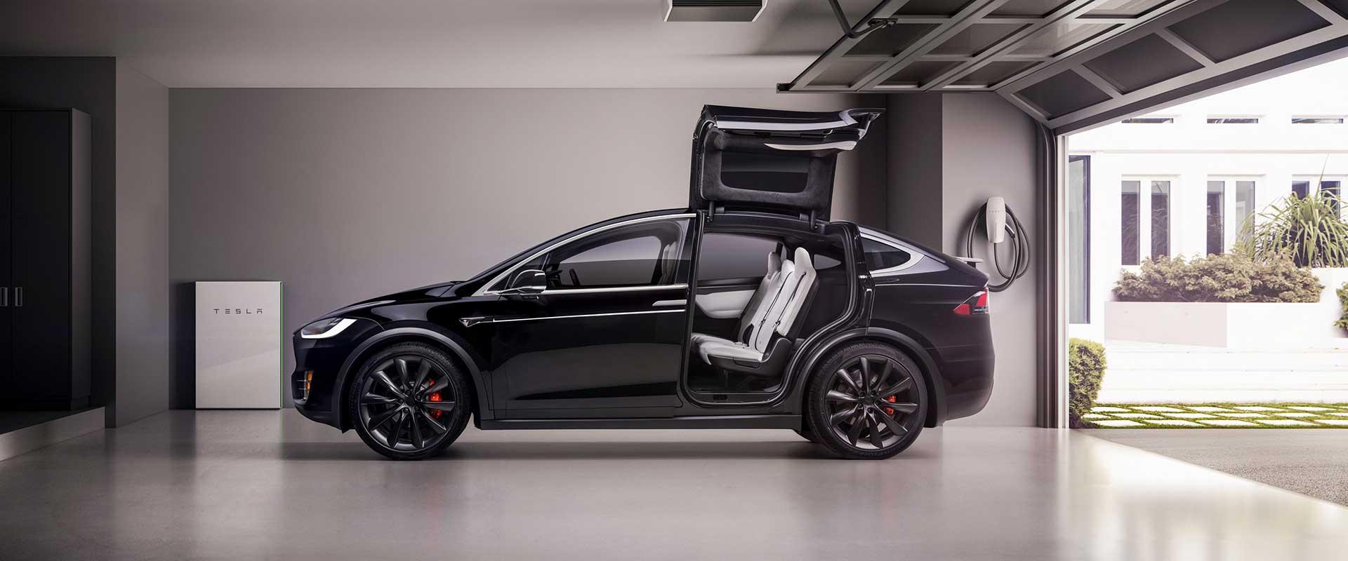 Tesla Electric vehicle charger
