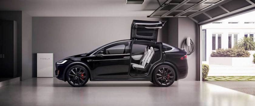 Tesla EV charger installer certified to install in any home