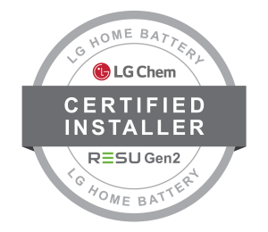 Sunshine Renewable Solutions is LG Chem Battery Certified Installer