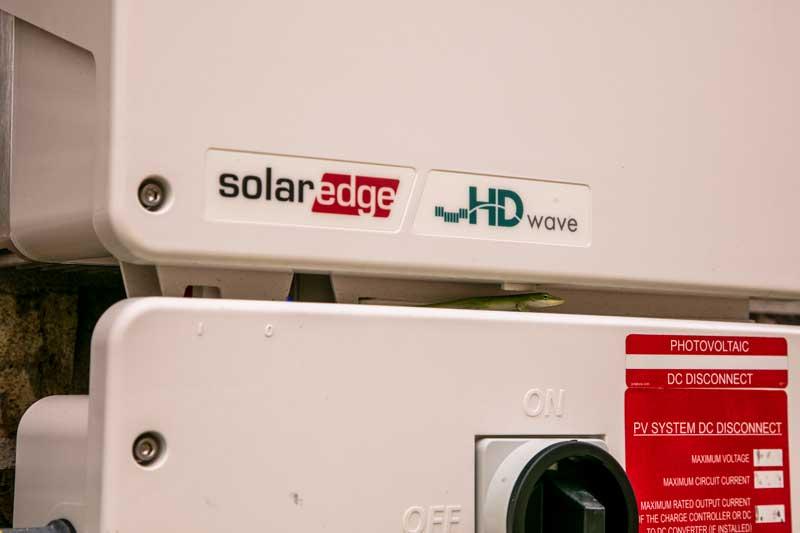 SolarEdge Inverter Installation