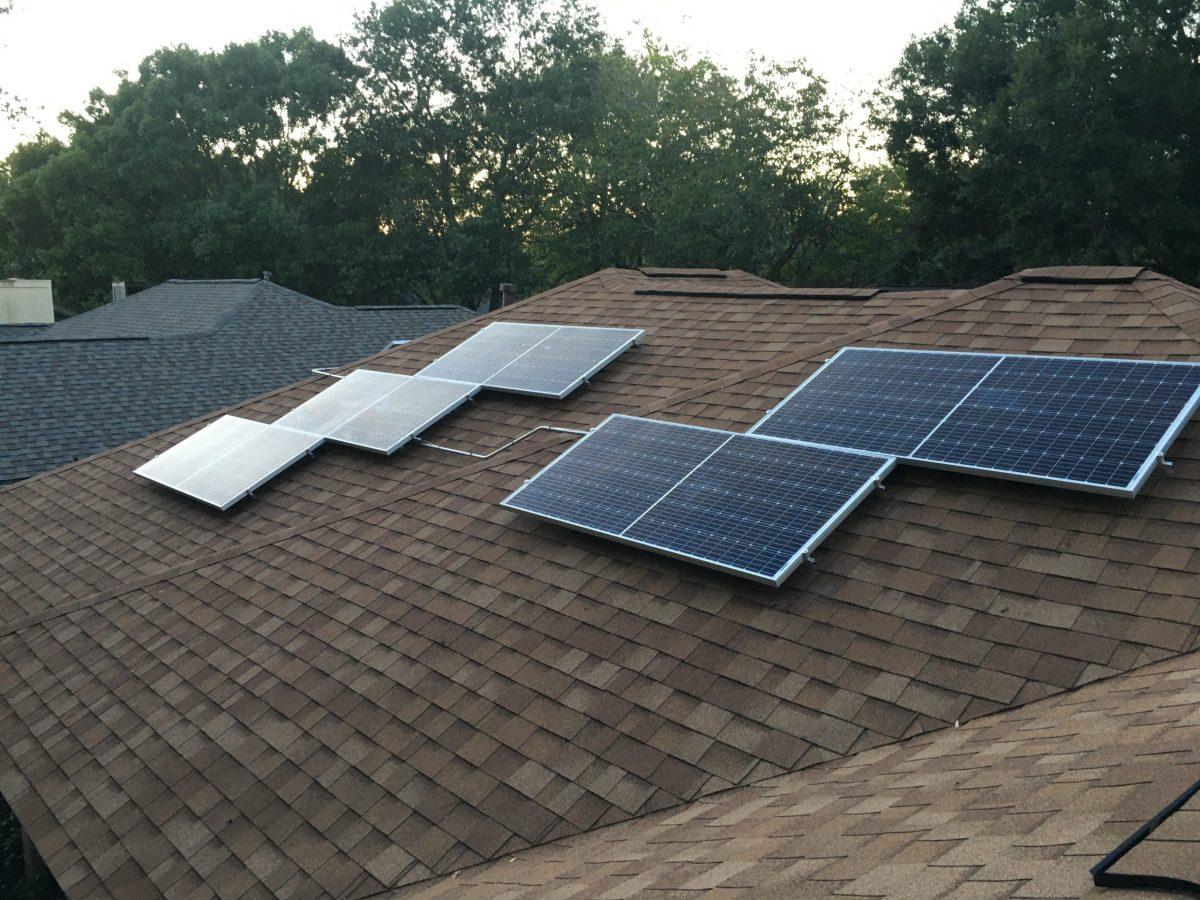 Solar energy provides value