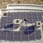 arge Scale Solar Install in El Paso