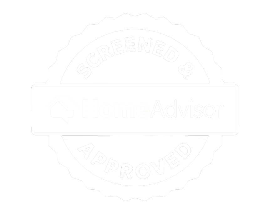 Home Advisor Logo White