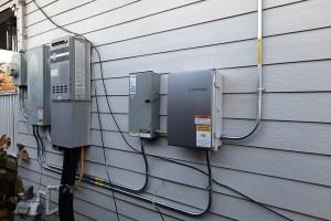 Solar Meter Enphase