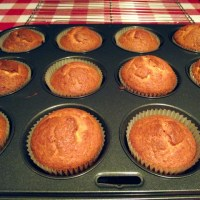 Banana bread / banana muffins recipe